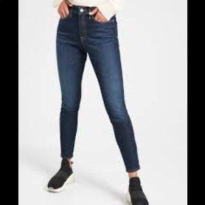 Women's Athleta Sculptek Skinny Jeans sz 4